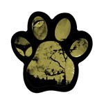 wallpaper_15601 Magnet (Paw Print)