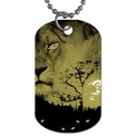 wallpaper_15601 Dog Tag (One Side)