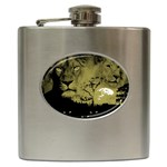 wallpaper_15601 Hip Flask (6 oz)