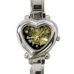 wallpaper_15601 Heart Italian Charm Watch