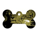 wallpaper_15601 Dog Tag Bone (One Side)