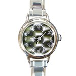 wallpaper_15632 Round Italian Charm Watch