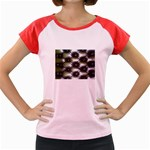 wallpaper_15632 Women s Cap Sleeve T-Shirt