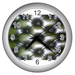wallpaper_15632 Wall Clock (Silver)