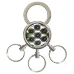 wallpaper_15632 3-Ring Key Chain