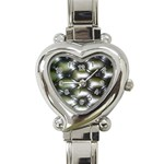 wallpaper_15632 Heart Italian Charm Watch
