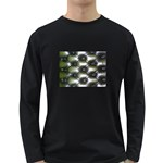 wallpaper_15632 Long Sleeve Dark T-Shirt