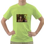 wallpaper_15924 Green T-Shirt