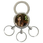 wallpaper_15924 3-Ring Key Chain
