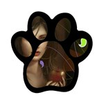 wallpaper_15924 Magnet (Paw Print)