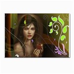 wallpaper_15924 Postcards 5  x 7  (Pkg of 10)
