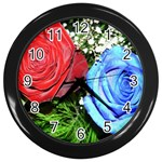 wallpaper_16293 Wall Clock (Black)