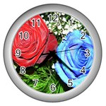 wallpaper_16293 Wall Clock (Silver)
