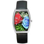 wallpaper_16293 Barrel Style Metal Watch