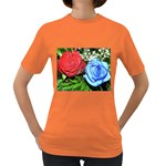wallpaper_16293 Women s Dark T-Shirt