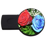 wallpaper_16293 USB Flash Drive Round (4 GB)