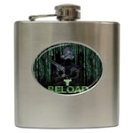 wallpaper_16954 Hip Flask (6 oz)