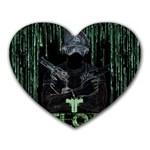 wallpaper_16954 Mousepad (Heart)
