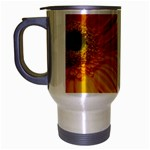 wallpaper_18294 Travel Mug (Silver Gray)