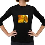 wallpaper_18294 Women s Long Sleeve Dark T-Shirt