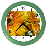 wallpaper_18294 Color Wall Clock