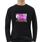 wallpaper_19193 Long Sleeve Dark T-Shirt