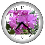 wallpaper_19193 Wall Clock (Silver)
