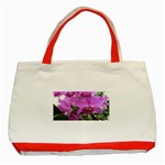 wallpaper_19193 Classic Tote Bag (Red)