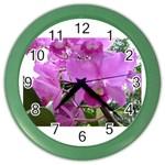 wallpaper_19193 Color Wall Clock