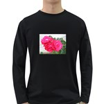 wallpaper_17044 Long Sleeve Dark T-Shirt