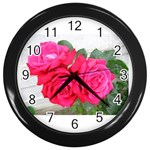 wallpaper_17044 Wall Clock (Black)