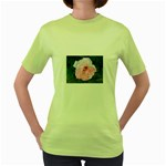 wallpaper_17147 Women s Green T-Shirt
