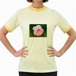wallpaper_17147 Women s Fitted Ringer T-Shirt