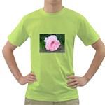 wallpaper_17147 Green T-Shirt