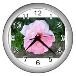 wallpaper_17147 Wall Clock (Silver)