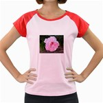 wallpaper_17147 Women s Cap Sleeve T-Shirt