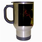 wallpaper_21592 Travel Mug (Silver Gray)