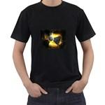 wallpaper_21592 Black T-Shirt