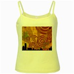 wallpaper_22315 Yellow Spaghetti Tank