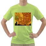 wallpaper_22315 Green T-Shirt