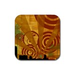 wallpaper_22315 Rubber Square Coaster (4 pack)