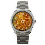 wallpaper_22315 Sport Metal Watch