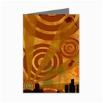 wallpaper_22315 Mini Greeting Cards (Pkg of 8)