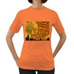 wallpaper_22315 Women s Dark T-Shirt