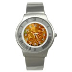wallpaper_22315 Stainless Steel Watch