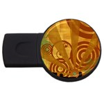 wallpaper_22315 USB Flash Drive Round (4 GB)
