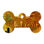 wallpaper_22315 Dog Tag Bone (Two Sides)