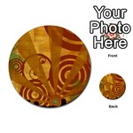 wallpaper_22315 Multi-purpose Cards (Round)