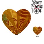 wallpaper_22315 Multi-purpose Cards (Heart)