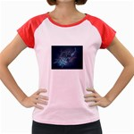 wallpaper_22774 Women s Cap Sleeve T-Shirt